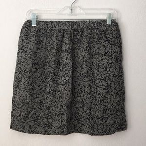 90's Retro High Waist Mini Skirt
